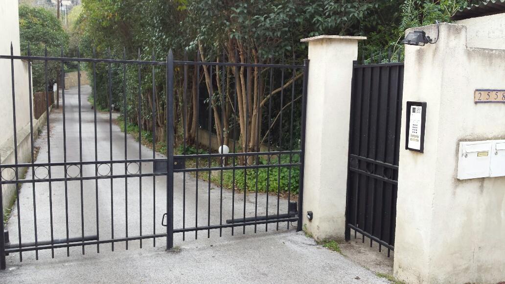 automatisme pour portail Toulon, Nice, Var, Alpes Maritimes, Monaco