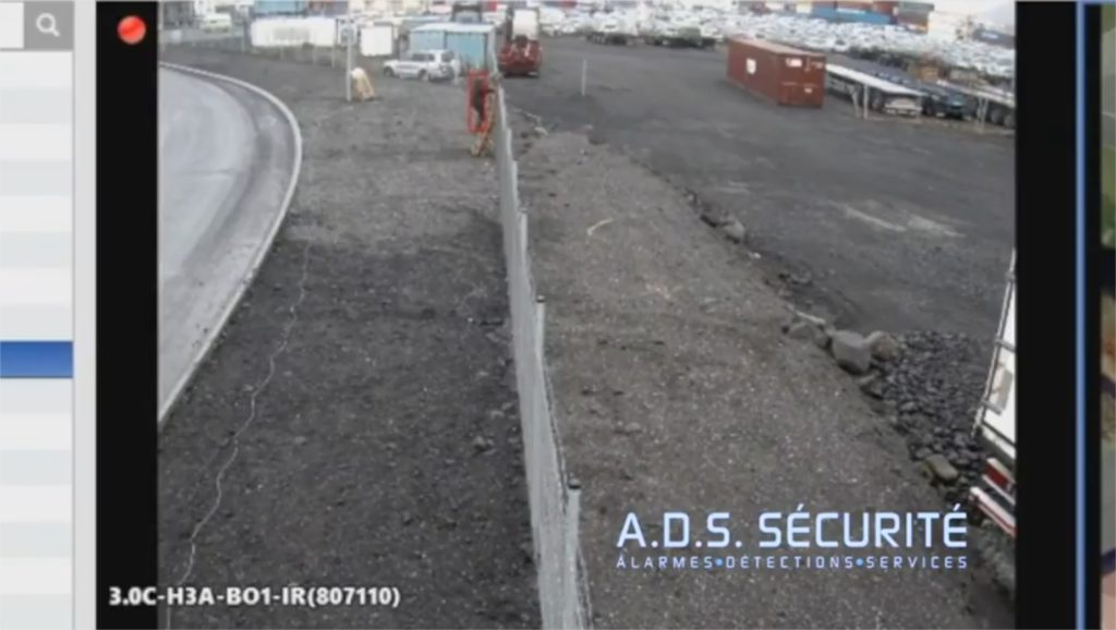 Détection d'intrusion par analyse d'image, prestation d'ADS Sécurité, spécialiste de la vidéosurveillance et de la sécurité