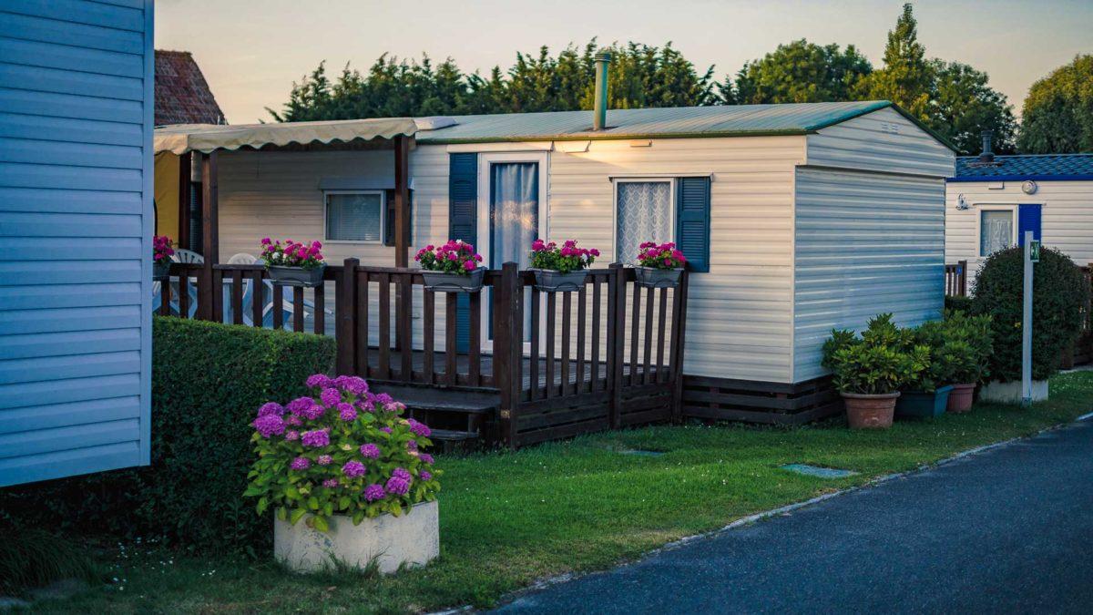 sécuriser camping installation camera mobilhome caravane caravaning air de stationnement parc de loisir alarme