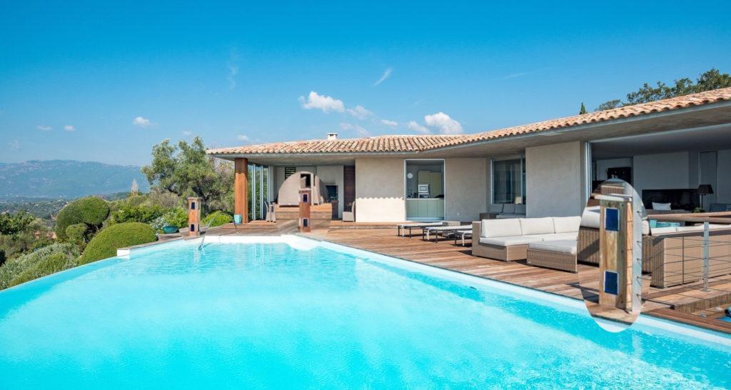 barrière infrarouge sécurité piscine enfant alarme Toulon, Nice, Monaco, Var, PACA, Alpes Maritimes